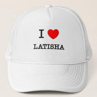 Boné Eu amo Latisha
