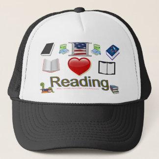 Boné Eu amo ler