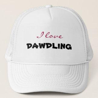 Boné Eu amo mandriar o chapéu