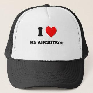 Boné Eu amo meu arquiteto