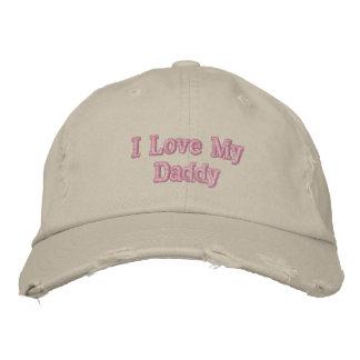 Boné Eu amo meu chapéu do pai
