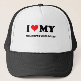 Boné Eu amo meu Neuropsychologist