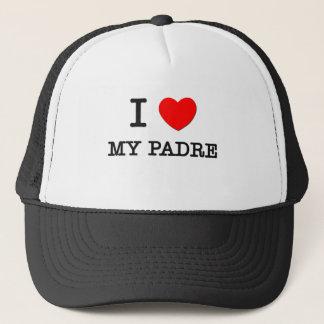 Boné Eu amo meu padre