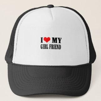 Boné eu amo minha namorada