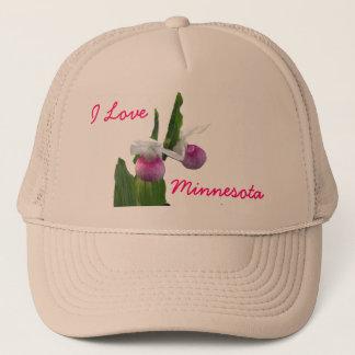 Boné Eu amo, Minnesota