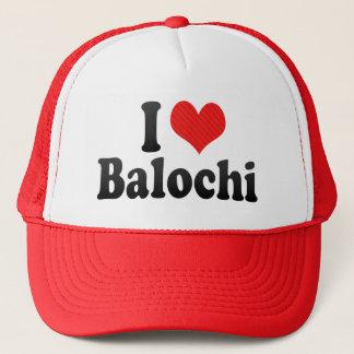 Boné Eu amo o Balochi