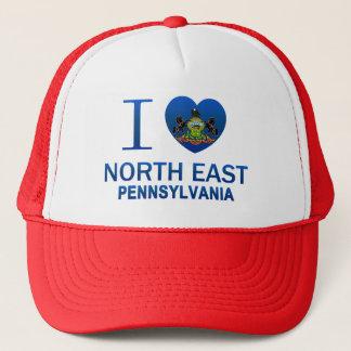 Boné Eu amo o leste norte, PA