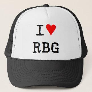Boné eu amo o rbg