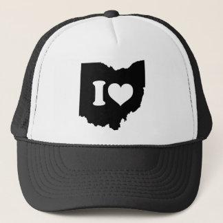 Boné Eu amo Ohio