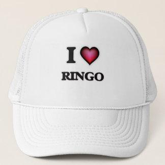 Boné Eu amo Ringo