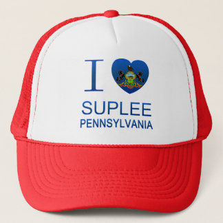Boné Eu amo Suplee, PA