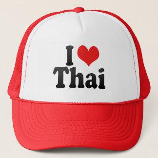 Boné Eu amo tailandês