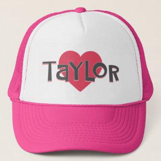 Boné Eu amo TAYLOR