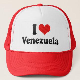 Boné Eu amo Venezuela