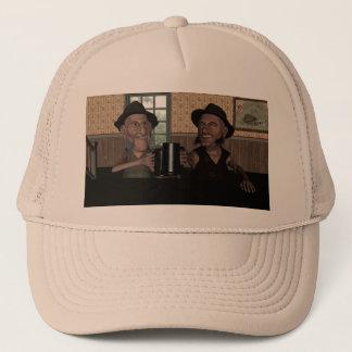 Boné Eu beberei a esse chapéu