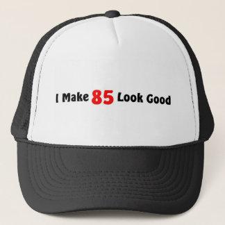 Boné Eu faço o olhar 85 bom