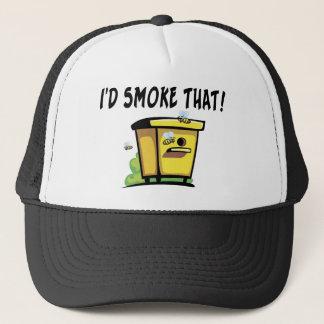Boné Eu fumaria essa colmeia da abelha