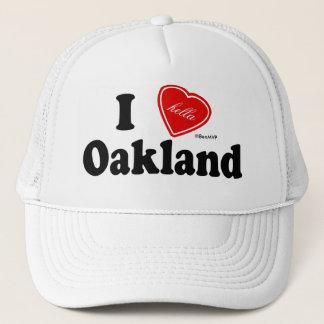 Boné Eu (Hella) amo Oakland