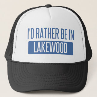 Boné Eu preferencialmente estaria em Lakewood WA