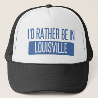 Boné Eu preferencialmente estaria em Louisville