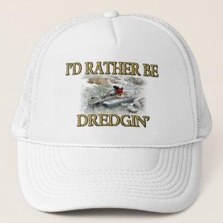 Boné Eu preferencialmente seria Dredgin