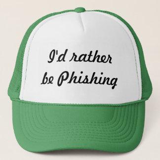 Boné Eu preferencialmente seria Phishing