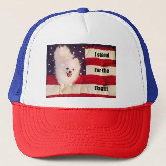 Boné Eu represento o chapéu da bandeira