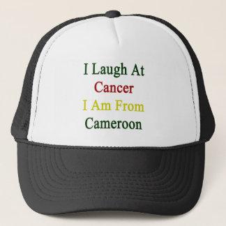 Boné Eu rio do cancer que eu sou de República dos