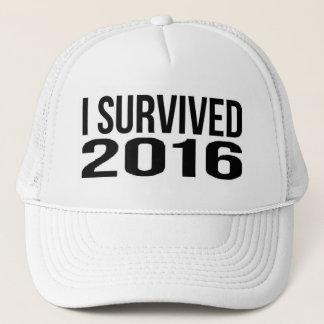 Boné Eu sobrevivi a 2016