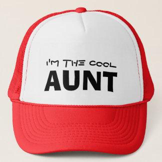 Boné Eu sou a tia legal