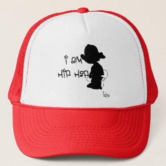 Boné Eu sou chapéu do camionista de Hip Hop