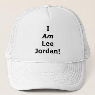 Boné EU SOU Lee Jordão!