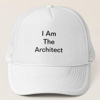 Boné Eu sou o arquiteto