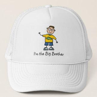 Boné Eu sou o chapéu do big brother