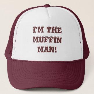 Boné Eu sou o homem de muffin!