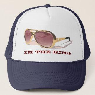 Boné Eu sou o rei Chapéu