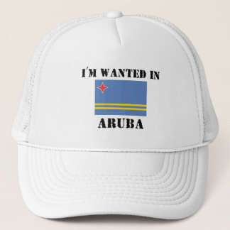 Boné Eu sou querido em Aruba