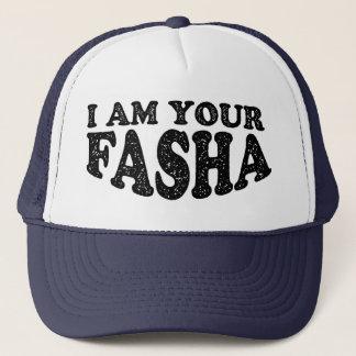 Boné Eu sou seu Fasha - dia dos pais