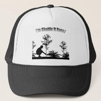 Boné Eu sou Shakin ele chapéu do chefe