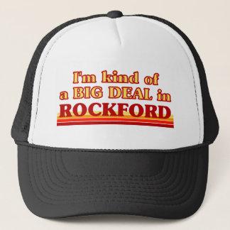 Boné Eu sou tipo de uma GRANDE COISA em Rockford