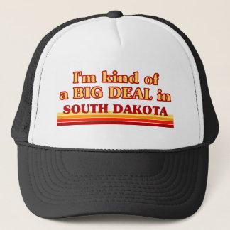 Boné Eu sou tipo de uma GRANDE COISA em South Dakota