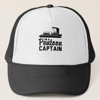Boné Eu sou um capitão do pontão