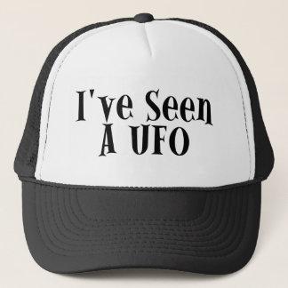 Boné Eu vi o UFO de A