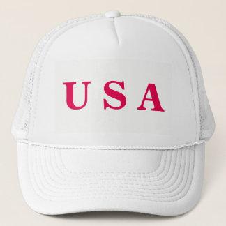 Boné EUA Chapéu do camionista