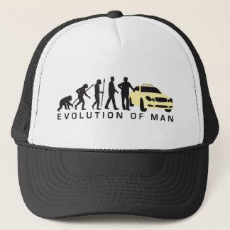 Boné evolution of ele taxi driver