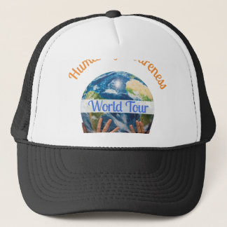 Boné Excursão do mundo