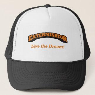 Boné Exterminators/sonho