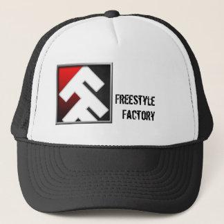 Boné Fábrica FF do estilo livre com o chapéu conhecido