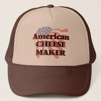 Boné Fabricante do queijo americano