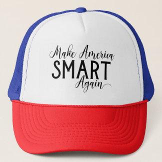 Boné Faça a resistência do Anti-Trunfo de América Smart